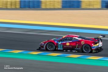 #51 AF Corse Ferrari 488 GTE | James Calado / Alessandro Pier Guidi / Lucas Di Grassi