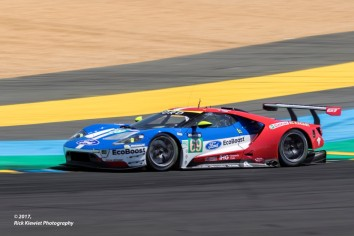 #69 Ford Chip Ganassi Racing Team US Ford GT | Ryan Briscoe / Richard Westbrook / Scott Dixon