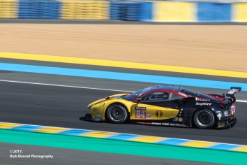 #84 JMW Motorsport Ferrari 488 GTE | Robert Smith / Will Stevens / Dries Vanthoor
