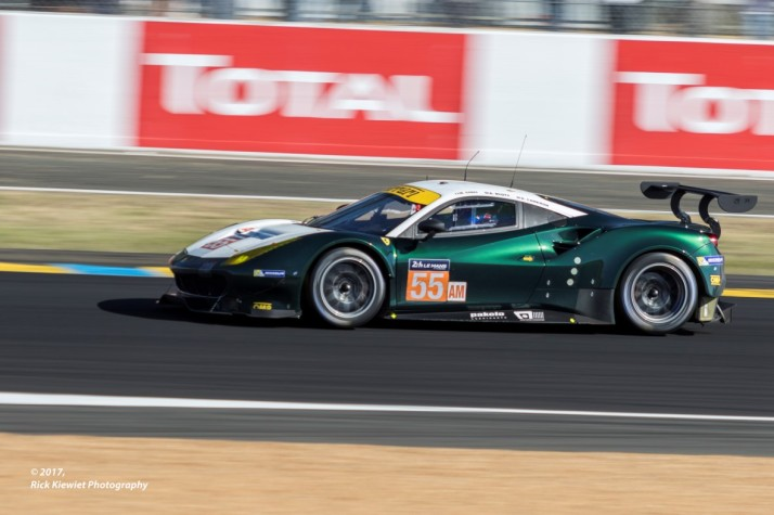 #55 Spirit Of Race Ferrari 488 GTE | Duncan Cameron / Aaron Scott / Marco Cioci