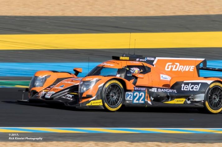 #22 G-Drive Racing Oreca 07 – Gibson | Memo Rojas / Jose Gutierrez / Ryo Hirakawa