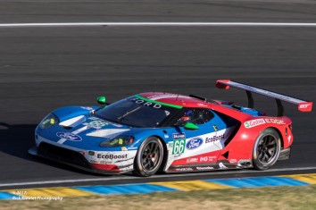 #66 Ford Chip Ganassi Racing Team UK Ford GT | Stefan Mücke / Olivier Pla / Billy Johnson
