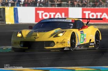 #63 Corvette Racing Chevrolet Corvette C7R | Jan Magnussen / Antonio Garcia / Jordan Taylor