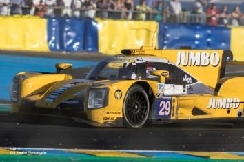 #29 Racing Team Nederland Dallara P217 – Gibson | Jan Lammers / Rubens Barrichello / Frits van Eerd