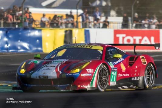 #71 AF Corse Ferrari 488 GTE | Davide Rigon / Sam Bird / Miguel Molina
