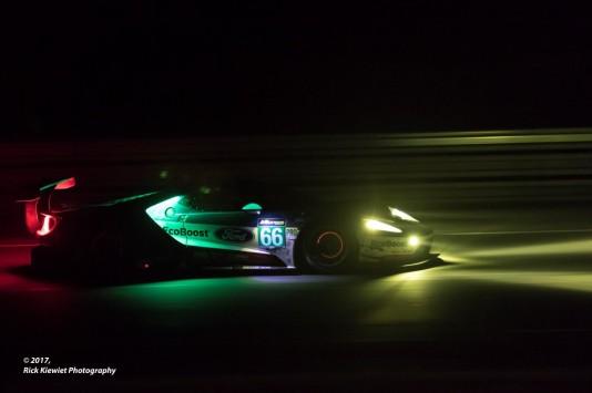 #66 Ford Chip Ganassi Racing Team UK Ford GT | Stefan Mücke / Olivier Pla / Billy Johnson