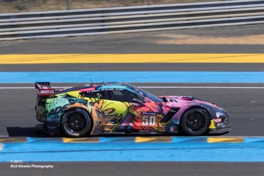 #50 Larbre Competition Chevrolet Corvette C7-Z06 / Romain Brandela / Christian Philippon / Fernando Rees