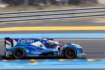 #47 Villorba Corse Dallara P217 – Gibson | Roberto Lacorte / Giorgio Sernagiotto / Andrea Belicchi