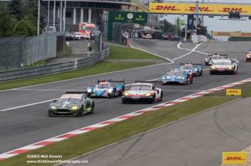 2017 FIA WEC - 6h Nürburgring