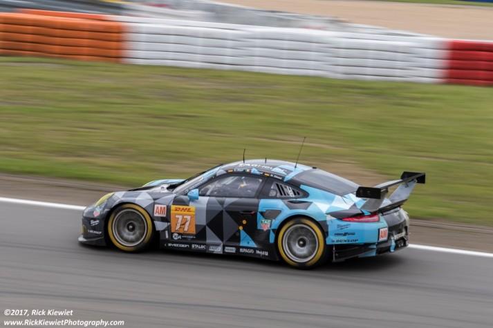 #77 Dempsey-Proton Racing Porsche 911 RSR | Christian Ried / Matteo Cairoli / Marvin Dienst