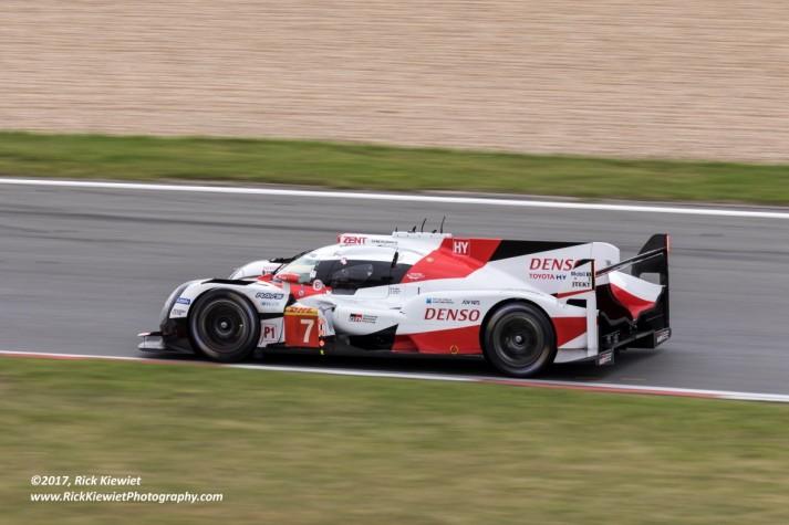 #7 Toyota TS050 Hybrid | Mike Conway / Kamui Kobayashi / Stephane Sarrazin