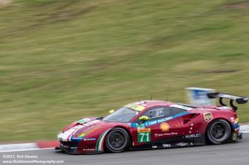 #71 AF Corse Ferrari 488 GTE | Davide Rigon / Toni Vilander