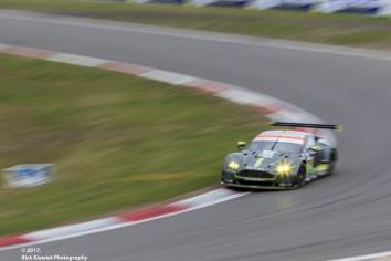#95 Aston Martin Racing Aston Martin Vantage | Nicki Thiim / Marco Sørensen