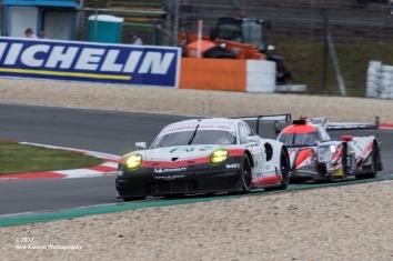 #92 Porsche GT Team Porsche 911 RSR | Michael Christensen / Kevin Estre