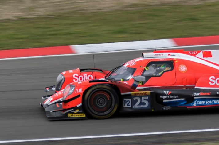 #25 CEFC Manor TRS Racing Oreca 07 - Gibson | Roberto Gonzalez / Simon Trummer / Vitaly Petrov