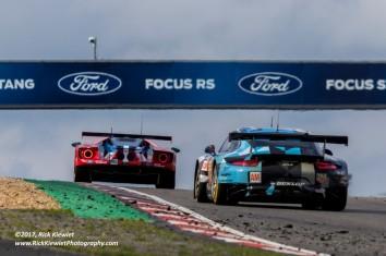 #66 Ford Chip Ganassi Racing Team UK Ford GT | Stefan Mücke / Olivier Pla