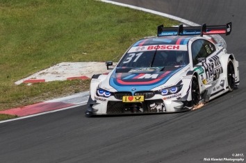 #31 Tom Blomqvist - BMW M4 DTM