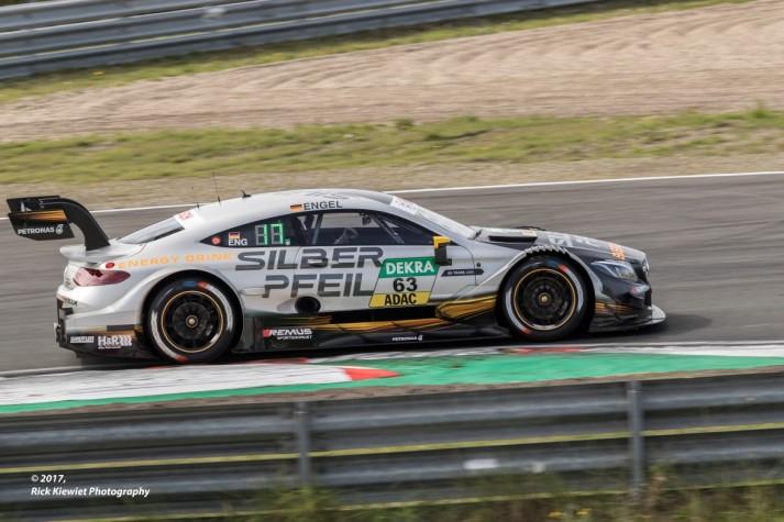 #63 Maro Engel - Mercedes-AMG C 63 DTM