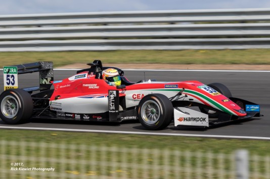 #53 Prema Team Theodore Racing- Mercedes / Calum Ilott