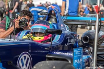 #62 Carlin Motorsport - Volkswagen / Ferdinand Hapsburg