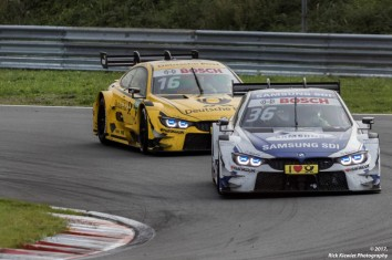 #36 Maxime Martin - BMW M4 DTM #16 Timo Glock - BMW M4 DTM