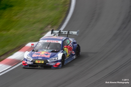 #5 Mattias Ekström - Audi RS5 DTM