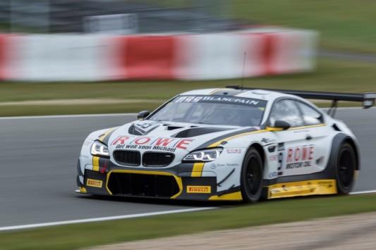 Rowe Racing BMW M6 GT3 - Antonio Felix da Costa / Jens Klingmann