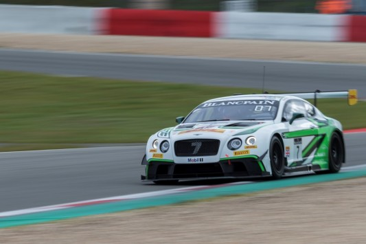 M-Sport Bentley Continental GT3 - Steven Kane / Vincent Abril