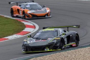 Strakka Motorsport McLaren 650s GT3 - Lewis Williamson / Nick Leventis