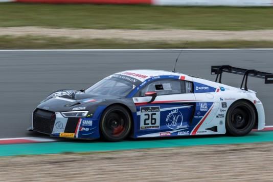 Sainteloc Racing Audi R8 LMS GT3 - Peter Terting / Simon Gachet