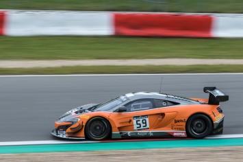 Strakka Racing McLaren 650s GT3 - Andrew Watson / Rob Bell
