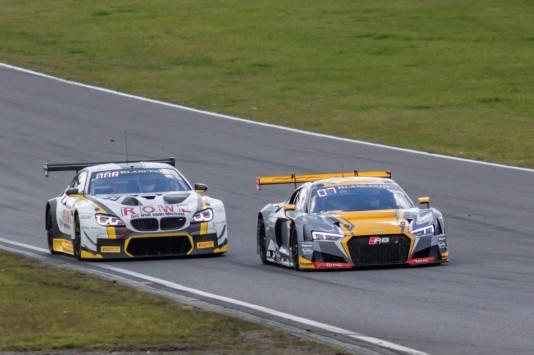 WRT Audi R8 LMS GT3 - Stuart Leonard / Robin Frijns