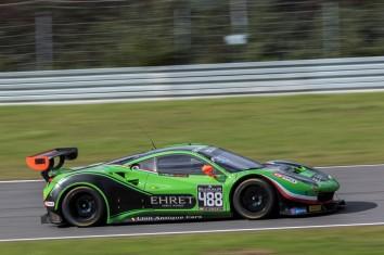 Rinaldi Racing Ferrari 488 GT3 - Matteo Malucelli / Rinat Salikhov