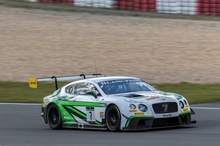 M-Sport Bentley Continental GT3 - Steven Kane / Vincent Abril