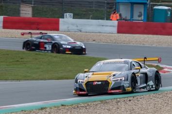 Team WRT Audi R8 LMS - Robin Frijns / Stuart Leonard