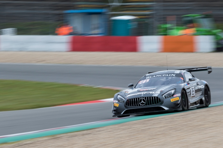 HTP Motorsport Mercedes-AMG GT3 - Fabian Schiller / Jules Szymkowiak
