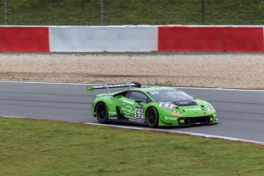 Grasser Racing Lamborghini Huracan GT3 - Christian Engelhart / Mirko Bortolotti