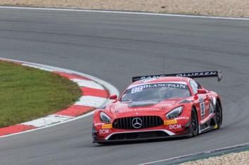 AKKA ASP Mercedes AMG GT3 - Dani Juncadella / Felix Serralles
