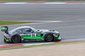 HTP Motorsport Mercedes AMG GT3 - Damien Faulkner / Castelfranco Veneto