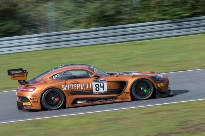 HTP Motorsport Mercedes AMG GT3 - Franck Perera / Maxi Buhk