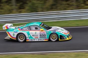 Kremer Racing Porsche 997 K3 - E. Braunach, W. Kaufmann, K. Kobayashi