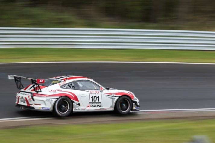 Gigaspeed Team Porsche 911 GT3 Cup - J. Shoffner / J. Hill / A. Klasen