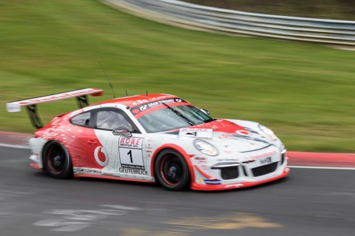 Gigaspeed Team Porsche 911 GT3 Cup - A. Mies / T. Scheerbarth / S. Jans