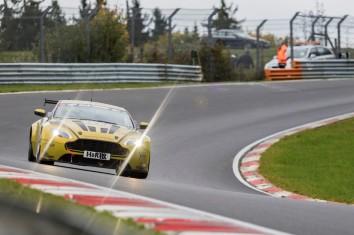 Aston Martin Test Centre Aston Martin V12 Vantage S - W. Schuhbauer / F.F. Laser