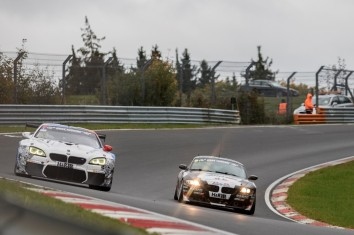 BMW Team Schnitzer BMW M6 GT3 - P. Eng