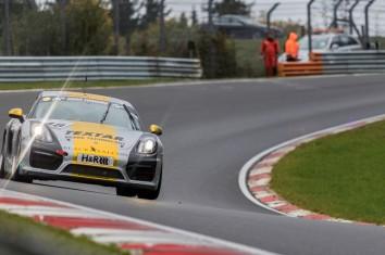 Black Falcon Team TMD Friction Porsche Cayman - A. Böhm / C. Hoffmann / F. Leib / C. Oakes