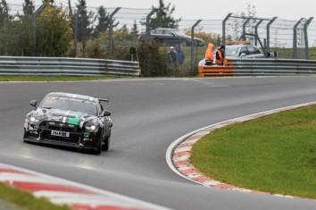 Team Walkenhorst Ford Mustang - S. Wölflick / J. Gagstatter