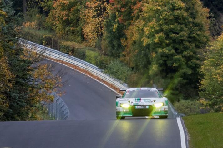 Montaplast by Land-Motorsport Audi R8 LMS GT3 - D. Vanthoor / M. Winkelhock