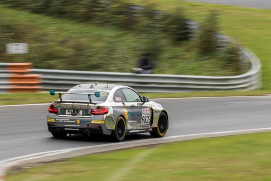 Walkenhorst Motorsport BMW M235i Racing Cup - F. Weber / S. Kruse / H. Abbot