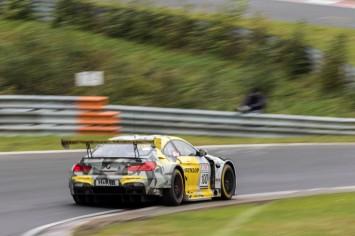 Walkenhorst Motorsport BMW M6 GT3 - C. Krognes / M. Di Martino / M. Henkola
